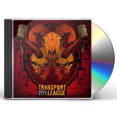 Transport League BOOGIE FROM HELL CD