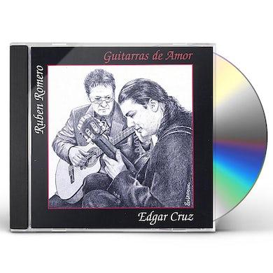 Edgar Cruz GUITARRAS DE AMOR CD