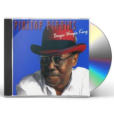 Pinetop Perkins BOOGIE WOOGIE KING CD