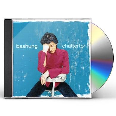 Alain Bashung CHATTERTON CD