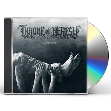 Decameron THRONE OF HERESY CD