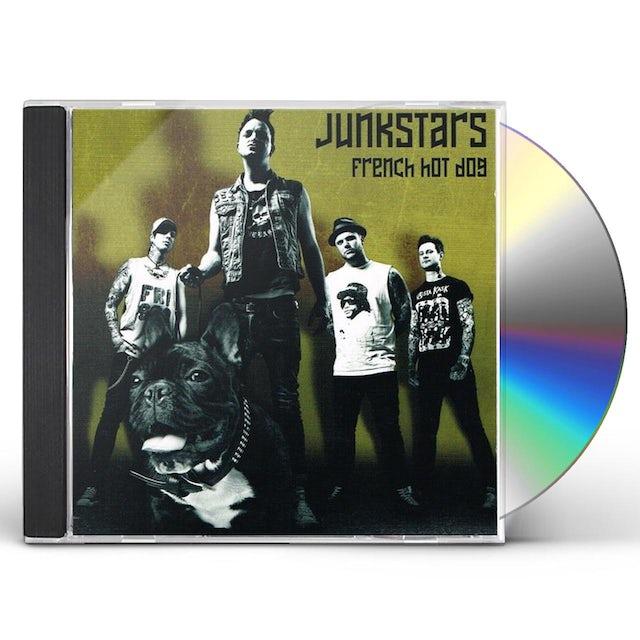 JUNKSTARS FRENCH HOT DOG CD
