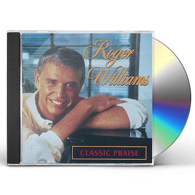 Roger Williams CLASSIC PRAISE CD