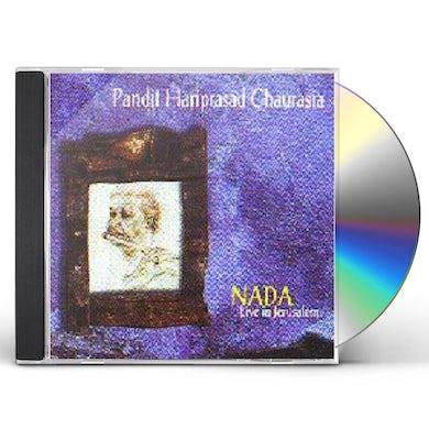 Hariprasad Chaurasia NADA LIVE IN JERUSALEM CD