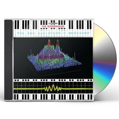 Bbc Radiophonic Workshop SOUNDHOUSE / Original Soundtrack CD