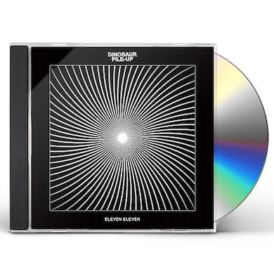 Dinosaur Pile-Up ELEVEN ELEVEN CD
