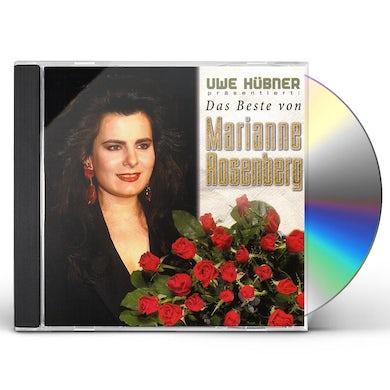 DAS BESTE VON MARIANNE ROSENBERG CD