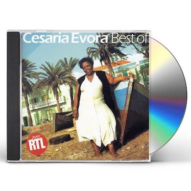 Cesaria Evora BEST OF RCA CD