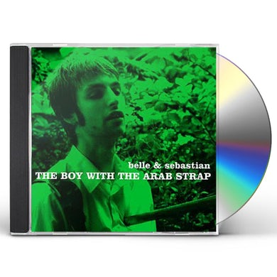Belle and Sebastian BOY WITH THE ARAB STRAP CD