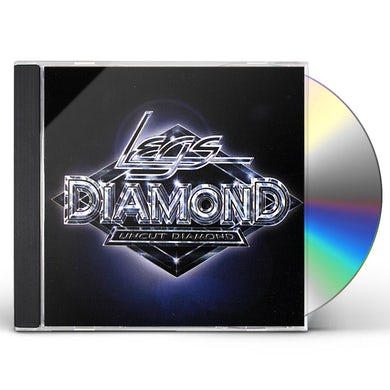 Legs Diamond UNCUT DIAMOND CD