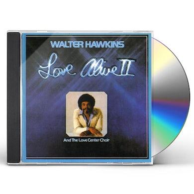 Walter Hawkins LOVE ALIVE 2 CD