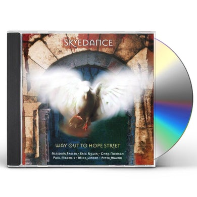 Skyedance WAY OUT TO HOPE STREET CD
