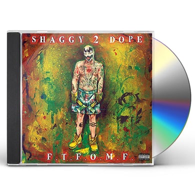 Shaggy 2 Dope FTFOMF CD