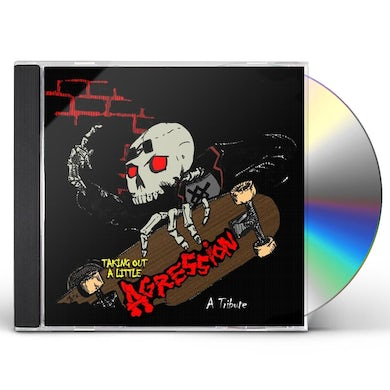 Taking Out A Little Agression / Various CD