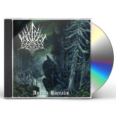 Dark Forest AURORA BOREALIS CD
