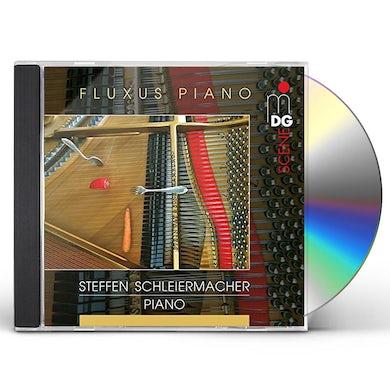 Steffen Schleiermacher FLUXUS PIANO CD