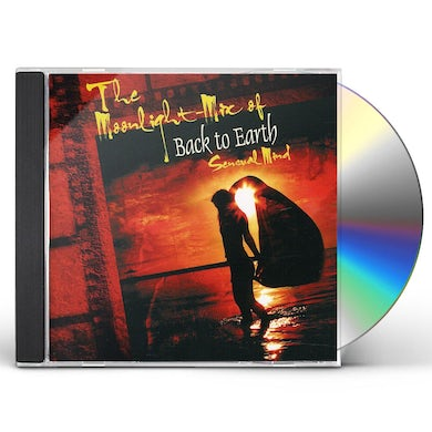 Back to Earth MOONLIGHT: MIX OF SENSUAL MIND CD