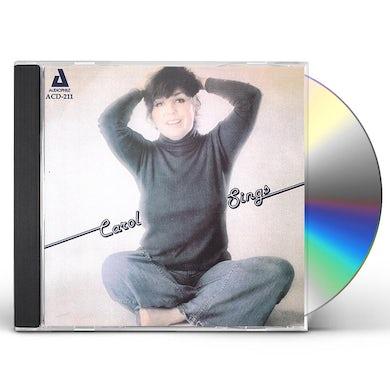 CAROL SINGS CD