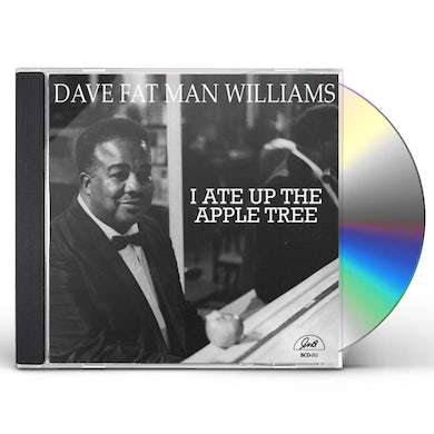 Dave Williams FAT MAN CD