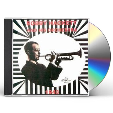 Bobby Hackett COMPLETE WORLD BROADCAST CD
