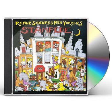 Randy Sandke STAMPEDE CD