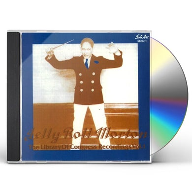 Jelly Roll Morton LIBRARY OF CONGRESS 1 CD