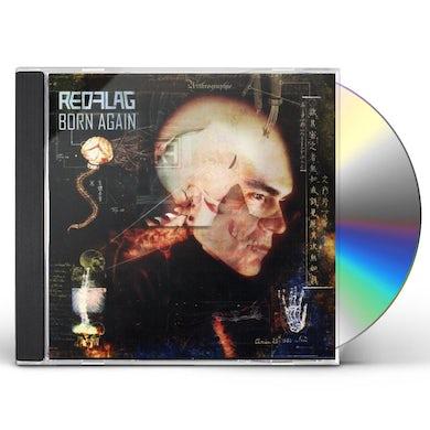 Red Flag BORN AGAIN CD
