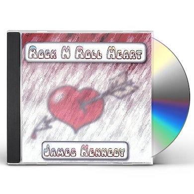 James Kennedy ROCK N ROLL HEART CD