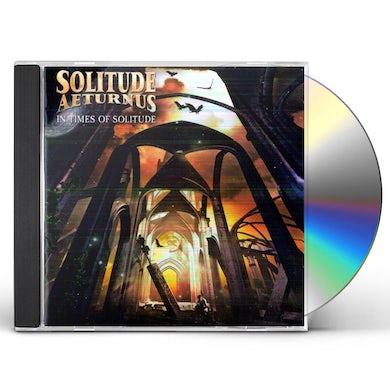 Solitude Aeturnus IN TIMES OF SOLITUDE CD