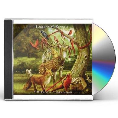 Loreena Mckennitt MIDWINTER NIGHTS DREAM CD