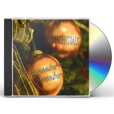 Essentials REMEMBER DECEMBER CD