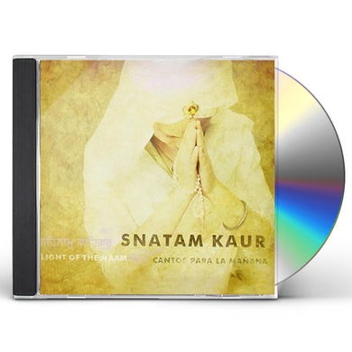 Snatam Kaur LIGHT OF THE NAAN CD