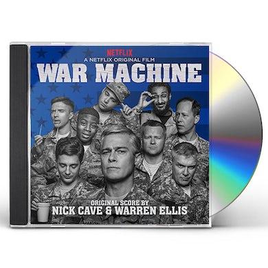 Nick Cave / Warren Ellis WAR MACHINE CD