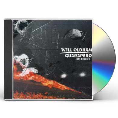 Will Oldham GUARAPERO: LOST BLUES 2 CD