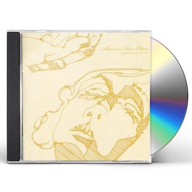 Sharon Van Etten BECAUSE I WAS IN LOVE CD