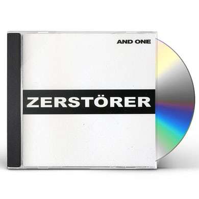 AND ONE ZERSTORER CD