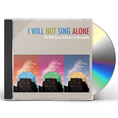 John Bell I WILL NOT SING ALONE CD