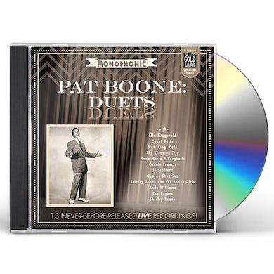 Pat Boone DUETS CD