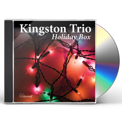 Kingston Trio HOLIDAY CD
