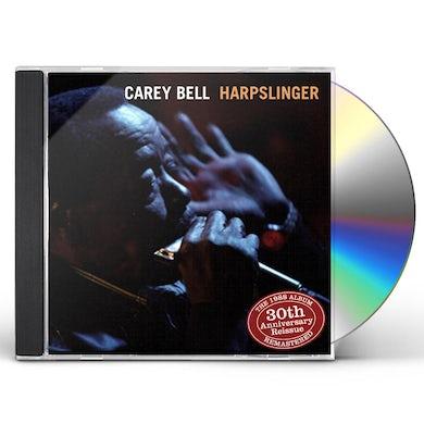Carey Bell HARPSLINGER: 1988 - ALBUM REMASTERED CD
