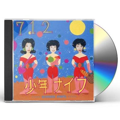 Shonen Knife 712 CD