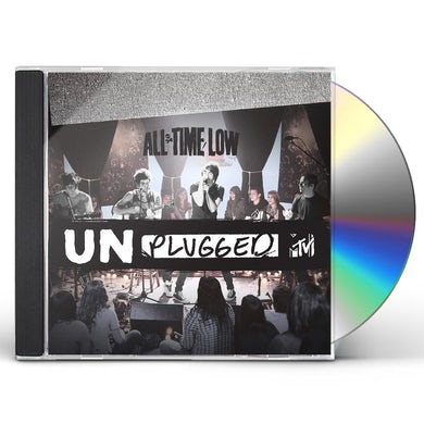 All Time Low MTV UNPLUGGED CD
