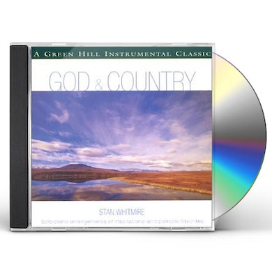 Stan Whitmire GOD & COUNTRY CD