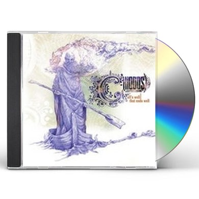 Chiodos ALL'S WELL THAT ENDS WELL CD