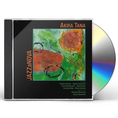Akira Tana JAZZANOVA CD