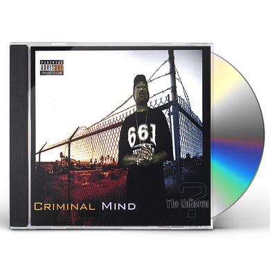 Unknown CRIMINAL MIND CD