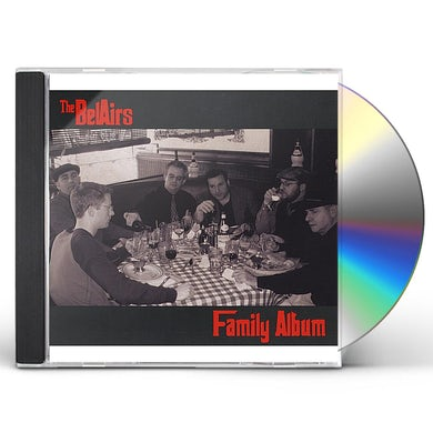 Belairs FAMILY ALBUM CD