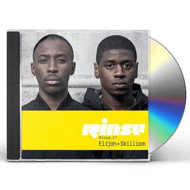 Elijah & Skilliam RINSE: 17 CD