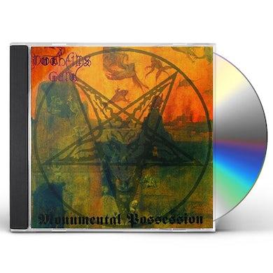 Dodheimsgard MONUMENTAL POSSESSION CD