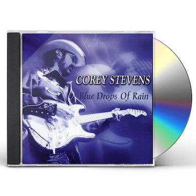 Corey Stevens BLUE DROPS OF RAIN CD